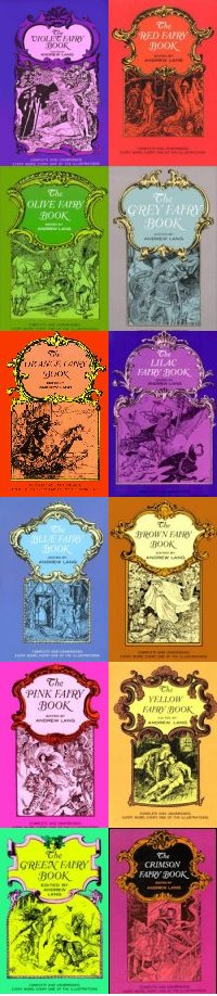 from Andrew Lang\'s Fairy Books